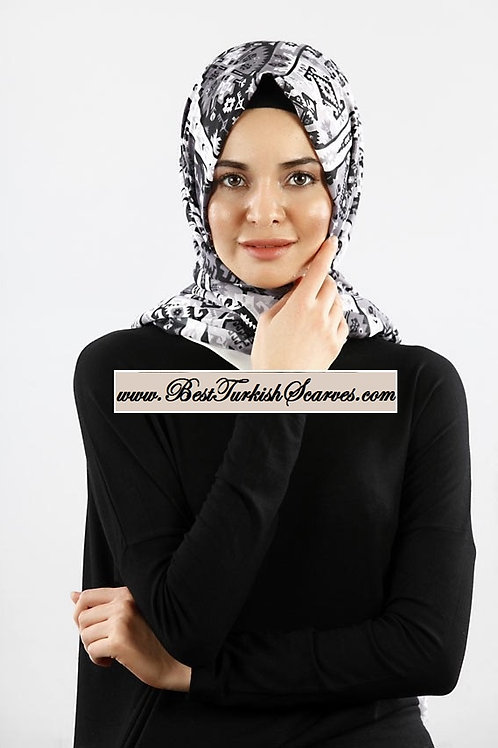 Authentic design shawl/hijab/scarf