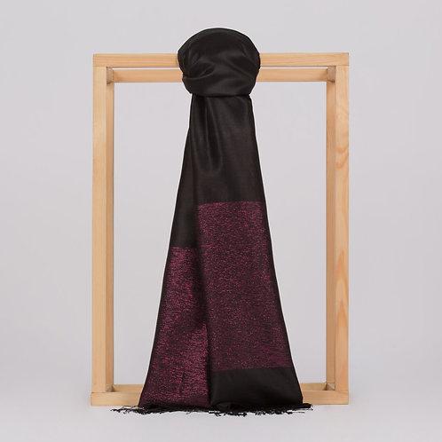 4089-Siyah/Fusya