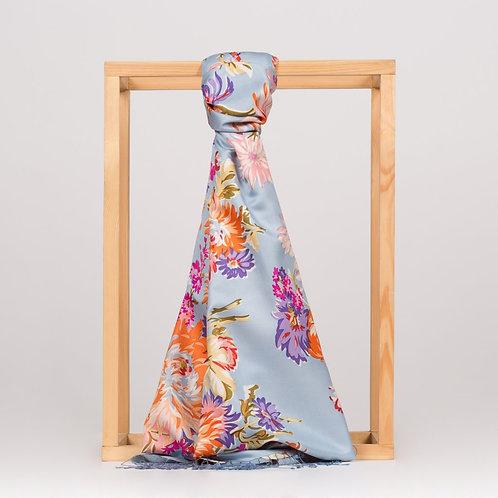 Floral Collection- 4216-Kasimpati Deryasi-Bebe Mavisi