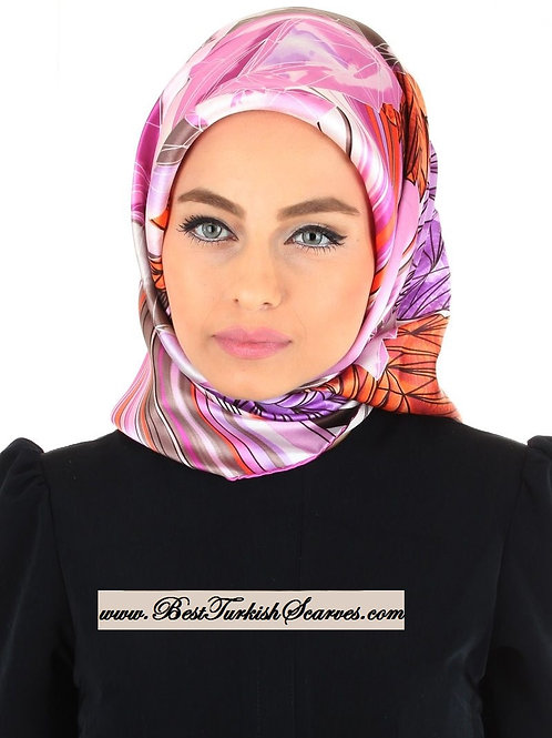 Aker Silk Scarf/hijab