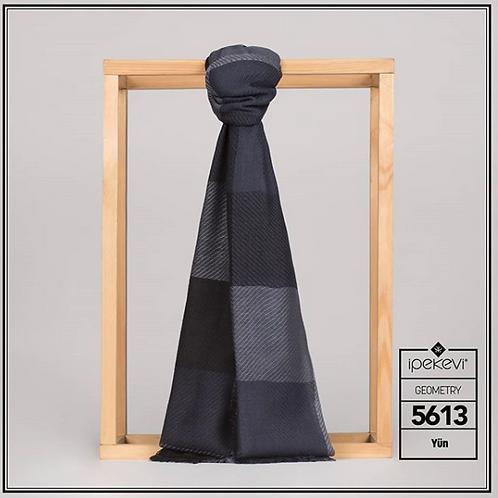 Yun-5613/Black-Grey (Winter Collection)