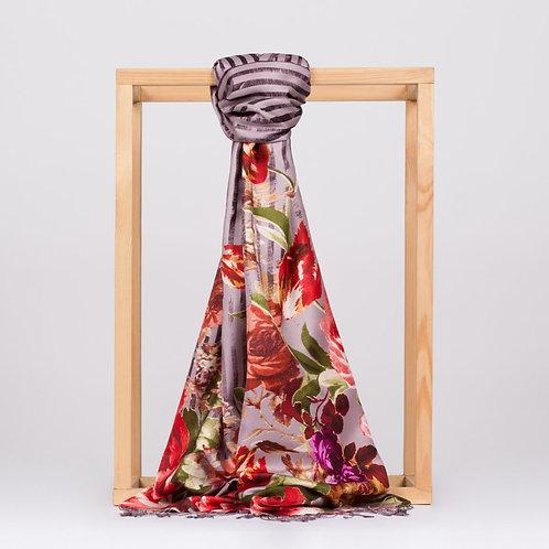 Floral Collection- 5110-Konak Balkonu-Incir Moru