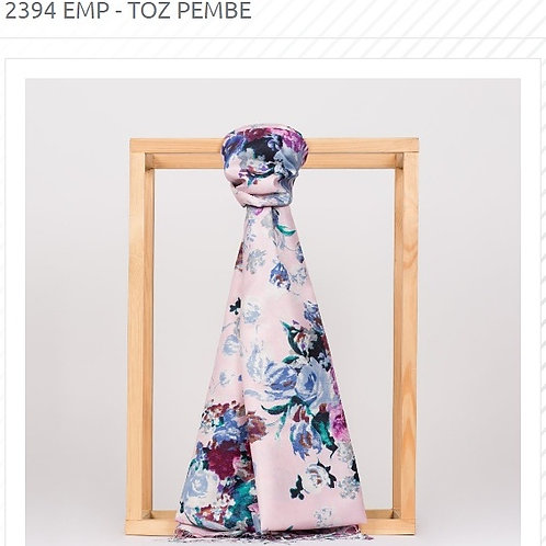 Floral Collection- 2394-Gul Bahcesi/Toz Pembe