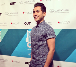 OUT Magazine Party