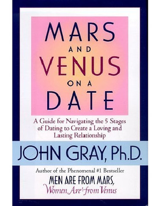 The BEST Book I Ever Read: Mars & Venus On A Date
