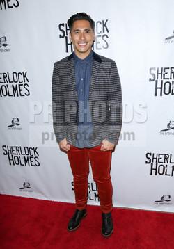 Sherlock Holmes Red Carpet
