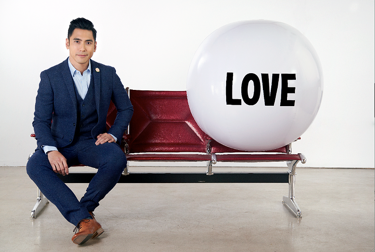 Big Love Ball Photo Shoot