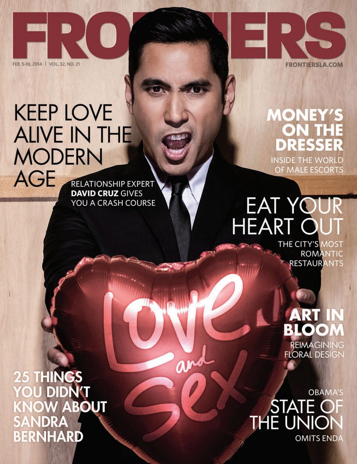 FRONTIERS Magazine LA