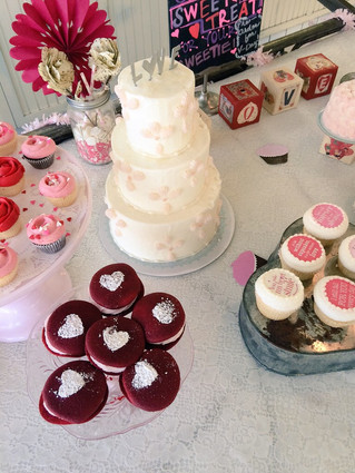 Valentine's Day at Magnolia Bakery