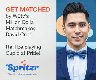 Cupid Heads to SF Pride with Spritzr!