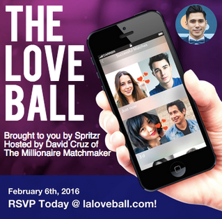 Meet Me At The Love Ball LA!