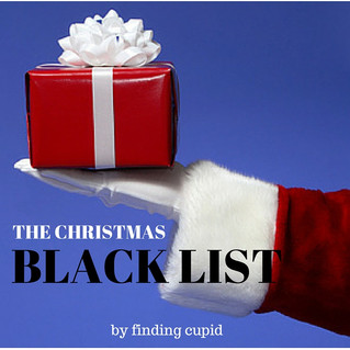 The Christmas BLACKLIST!