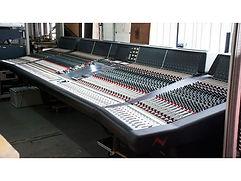 reparation console neve , réparation console ssl , réparation console euphonix , réparation console api , trident , harrisson , studer