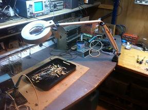 réparation ampli  , réparation micros , réparation urei
