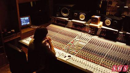 c2m réparation console neve - réparation copmpresseur universal audio - réparation matériel vintage -