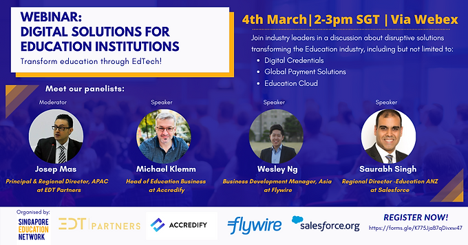 Digital Solutions for Education Institutions