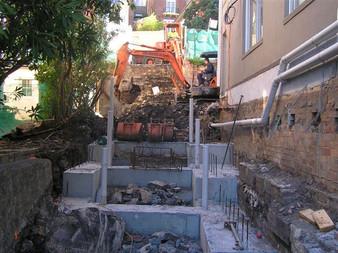 25 Waruda St. Remediation 1
