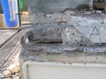 25 Waruda St. Remediation ground level west 1