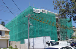 16 Beach St. Construction