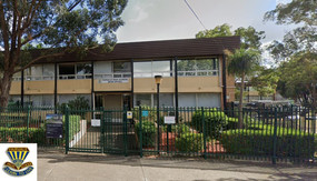 Fairvale High Front