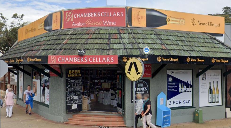 Chambers Cellars Aavalon