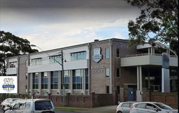 Rosebank College Front