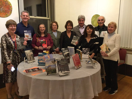 Christopher Columbus Lodge # 216 Library Donation Event