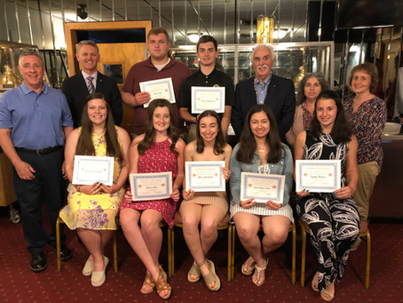 Christopher Columbus Lodge # 216 Annual Scholarship Awards