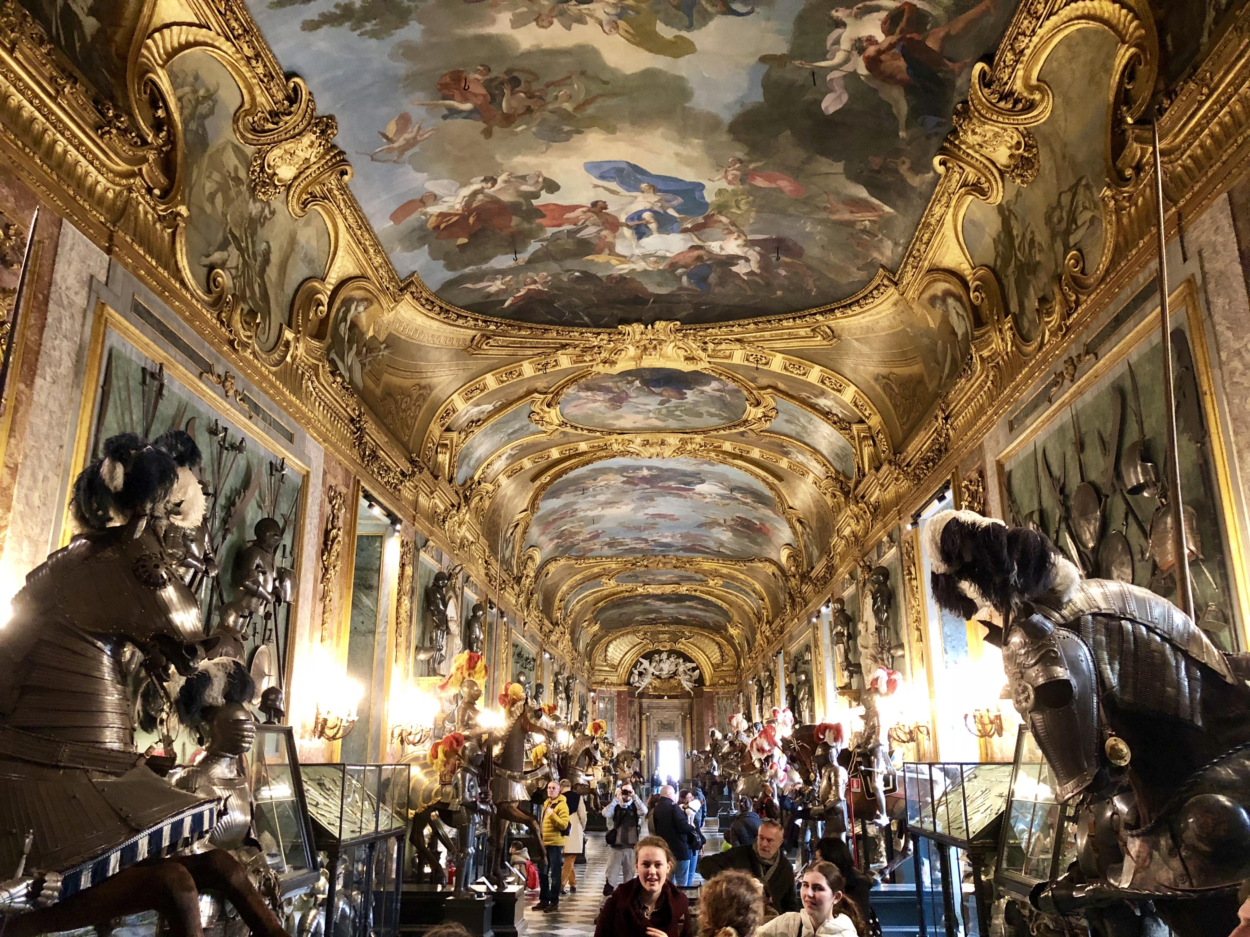 Royal Palace Armoury Torino Italy