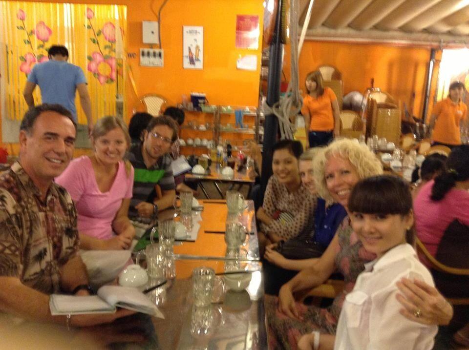 dinner after church