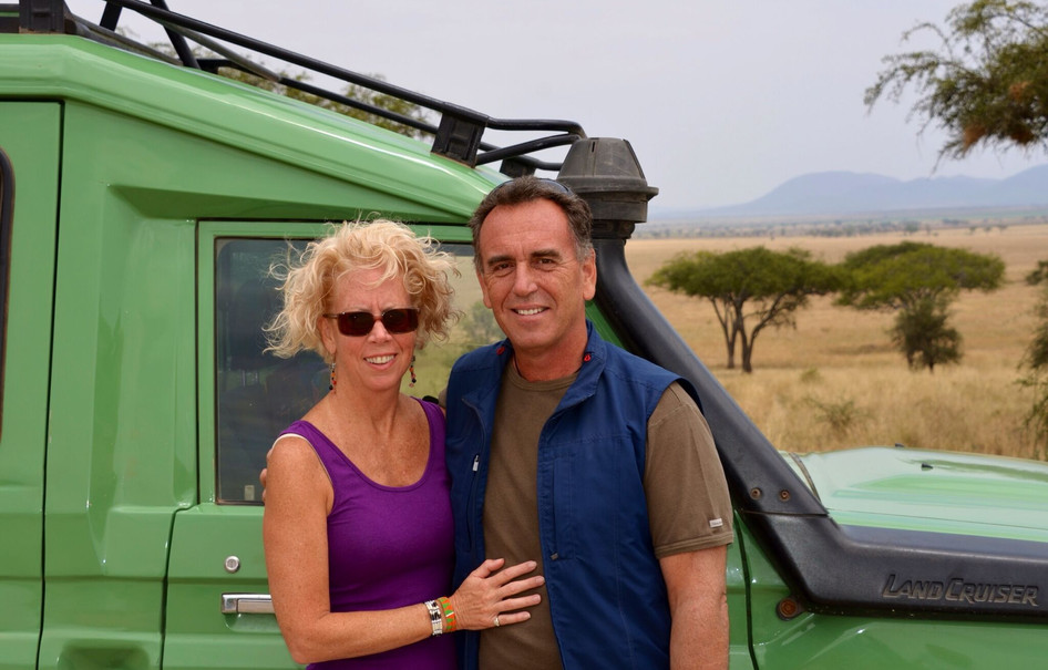 Susan & Rick