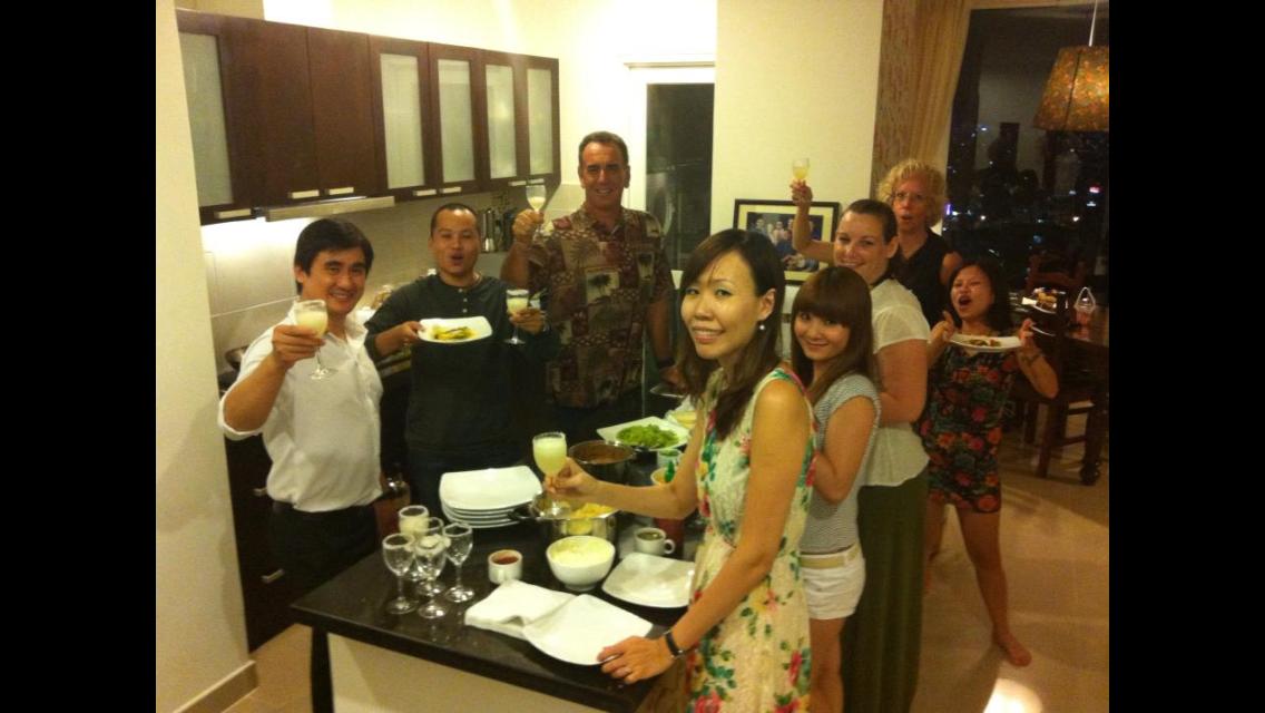 Cinco de Mayo Party in Sai Gon