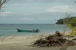 San Juanillo fishing village