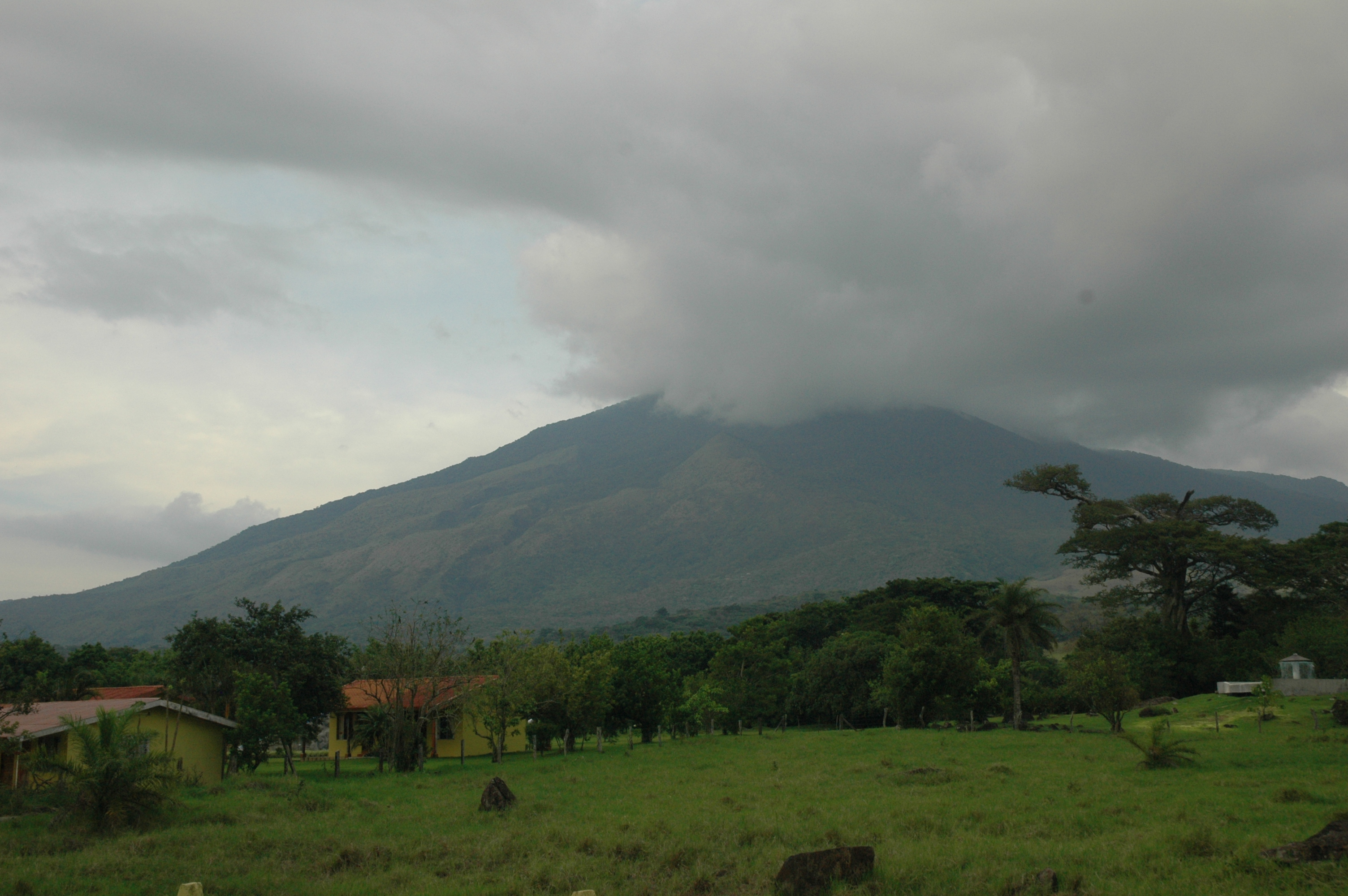 Rincon Volcano