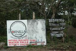 Las Hornillas mud baths