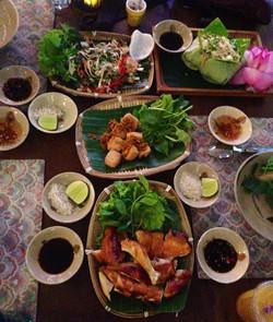 Dinner at Goa in Sai Gon