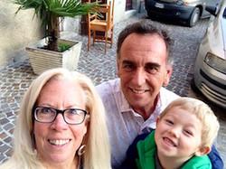 Italy trio
