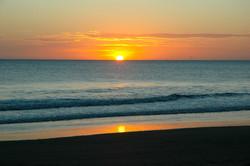 our beach Playa Azul
