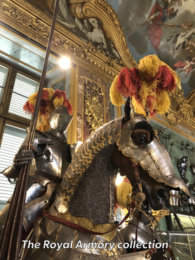 1 Fabulous Day at the Royal Palace & Armoury in Torino Italy