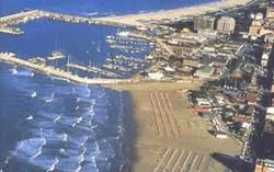 Civitanova beach