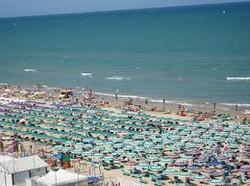 Summer at the Adriatic Sea