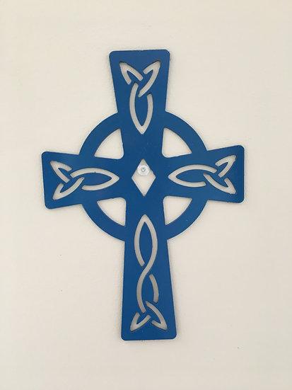 Celtic Icthus Knots Cross