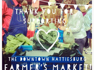 The Farmers Market Returns for Lucky Year 13!