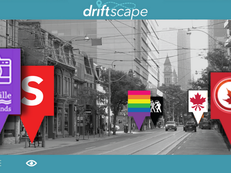 Explore the City of Brockville, Virtually, With the Help of the Driftscape App
