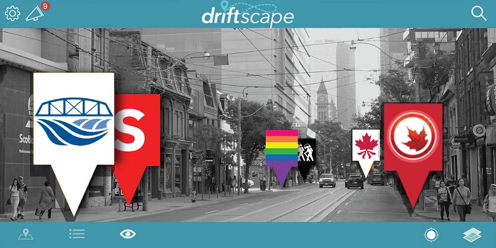 Bracebridge on Driftscape App