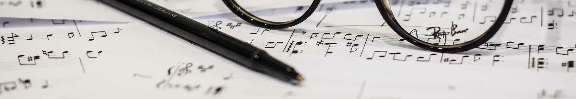 Professeurs de guitare, batterie, chant, piano, harmonica et Ukulélé