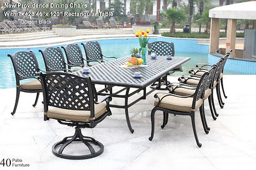 New Providence Rectangle Dining Set