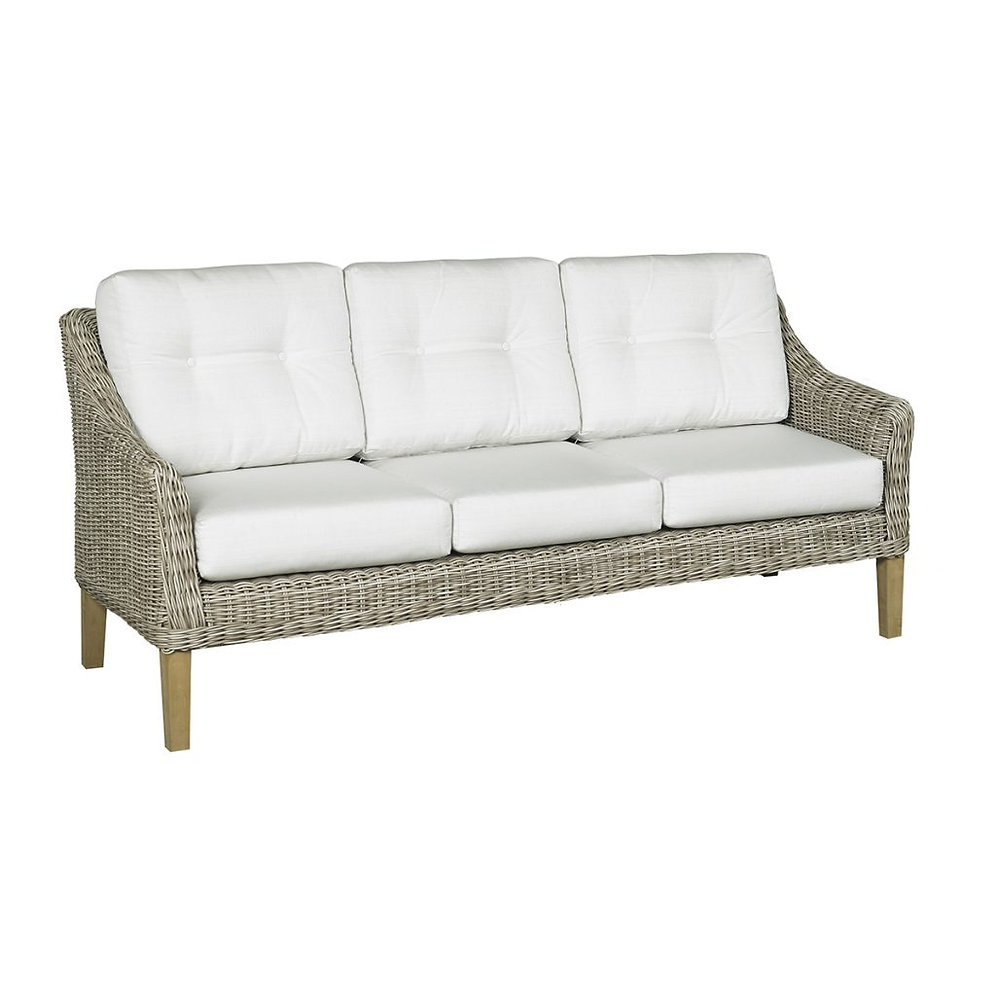 Outstanding 3 Seater Sofa Patio Fireplace Machost Co Dining Chair Design Ideas Machostcouk