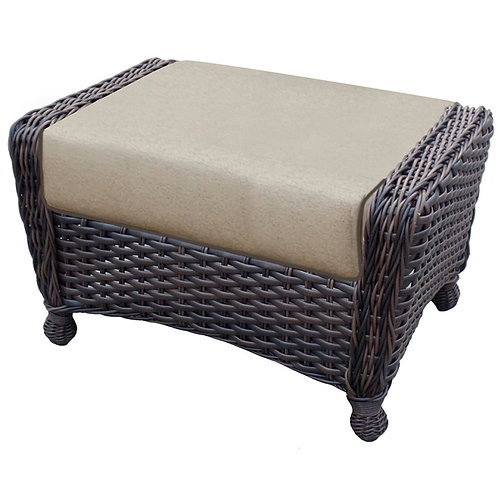 Rectangle Ottoman