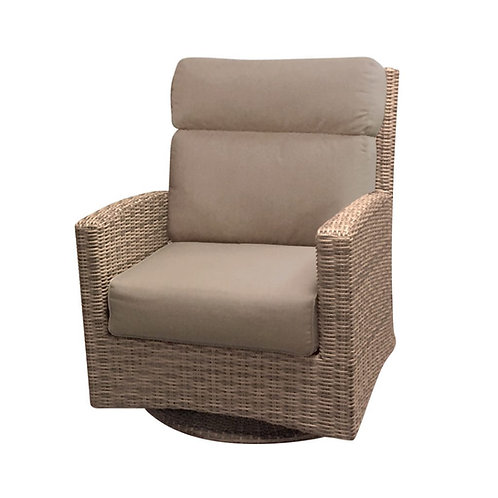Universal High-Back Swivel Rocker